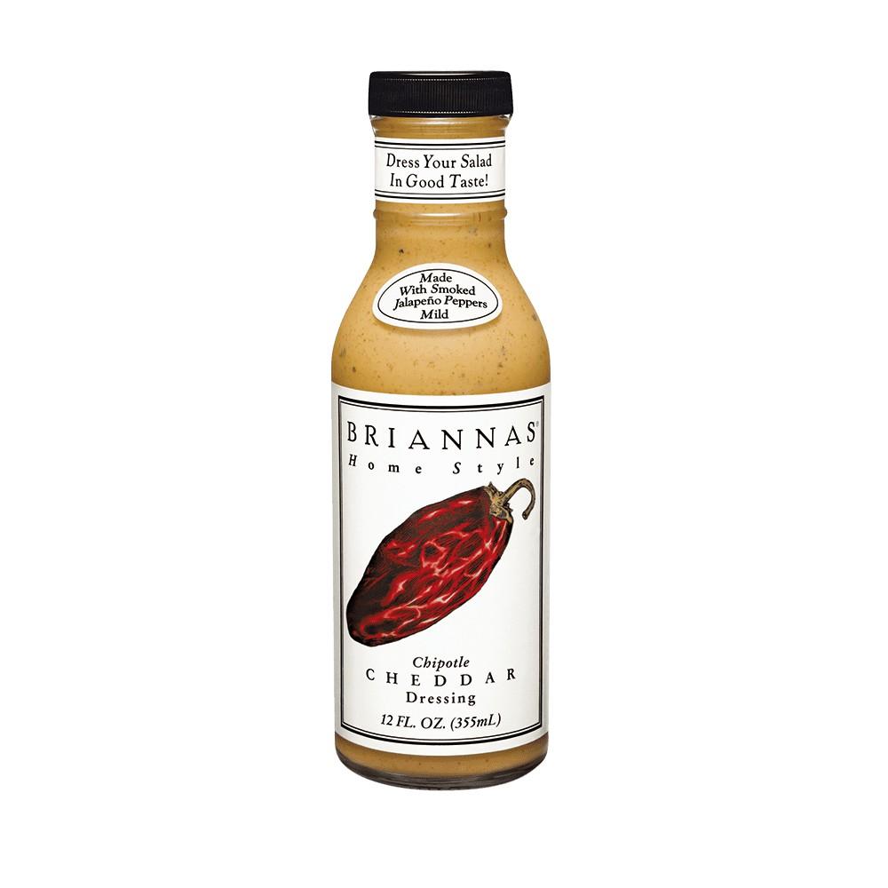 美國 BRIANNAS 墨西哥煙燻辣椒醬  355ml 沙拉醬 醬料