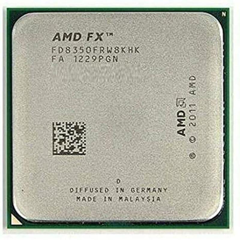 #最便宜AMD FX8350 8核8緒 4Ghz 同R3 1300X