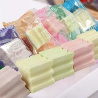 【舌尖上的美食】伊妙 奶昔糖 奶糖多口味 幹吃牛奶糖 壓片糖 散裝糖果 酸奶糖 高雄市