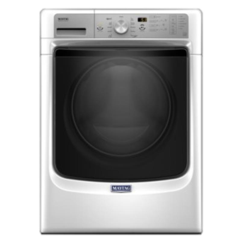 【分期含安裝免運】MAYTAG美泰克 15公斤 DD直驅變頻 PowerWash強力潔淨滾筒式洗衣機 MHW5500FW