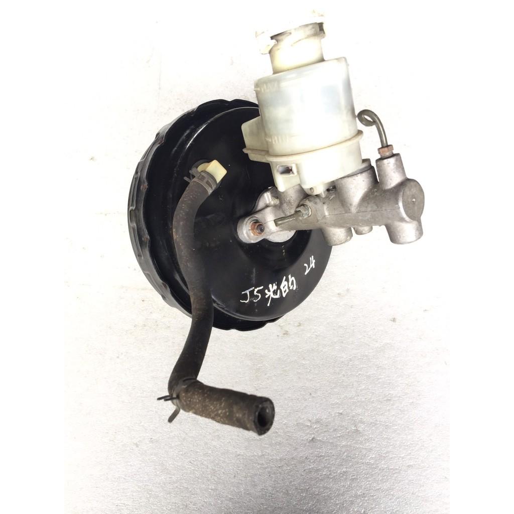 【總邦附贈】GRUNDER煞車倍力器 AIR桶 剎車輔助器 煞車總邦 剎車倍力器