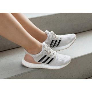 <Taiwan小鮮肉>7折 ADIDAS Ultra Boost 4.0 白黑粉 馬牌 乾燥粉 慢跑鞋 女 BB6492