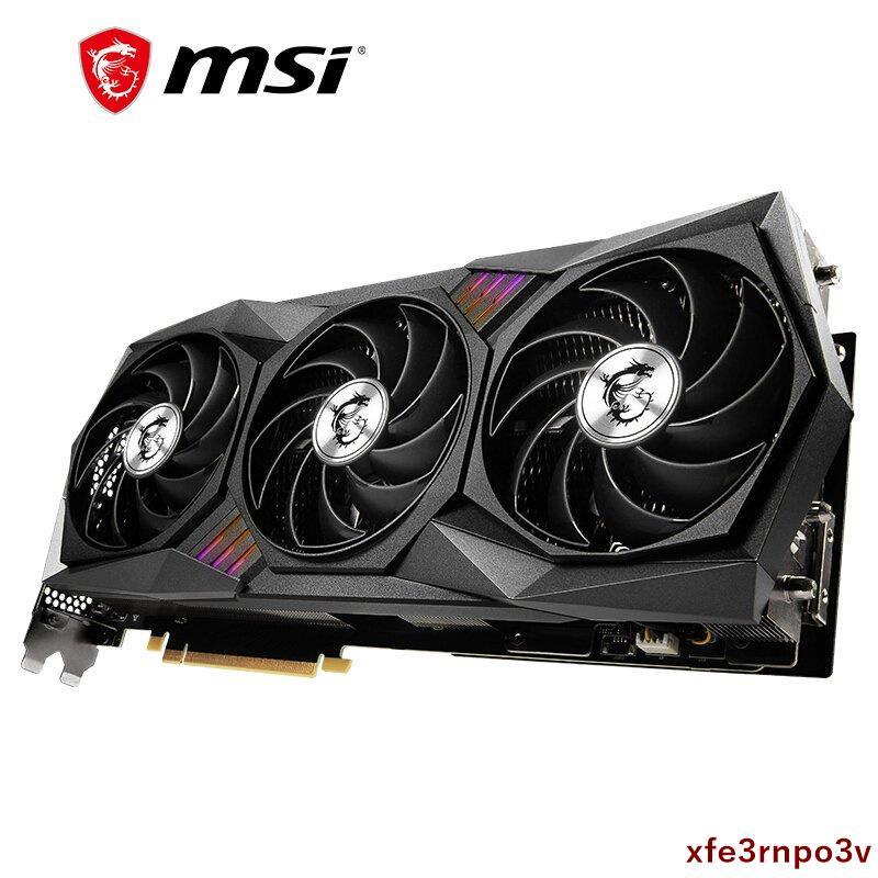 【果依】正品保證!現貨!】微星(MSI)魔龍 GeForce RTX 3080 Ti GAMING X TRIO 12G
