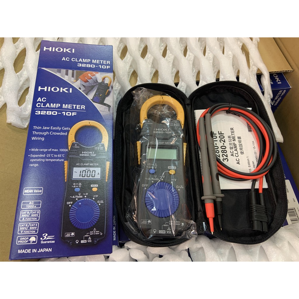 505電池工坊 24H快速寄出 HIOKI 3280-10F 電錶