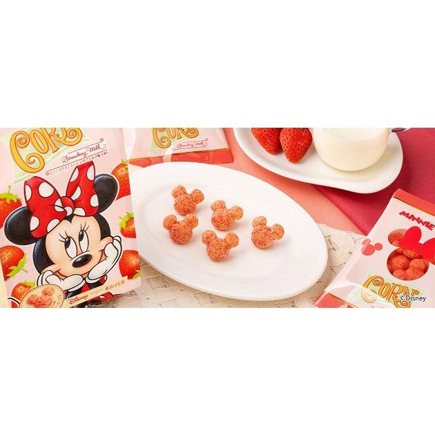 ☆潔西日本代購☆日本人氣伴手禮 TOKYO BANANA 東京芭娜娜 迪士尼 米奇 米妮 焦糖玉米脆片 草莓牛奶 餅乾