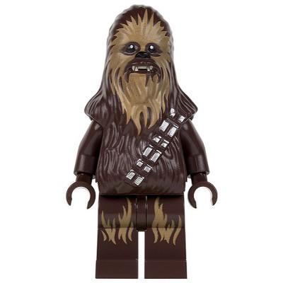 樂高人偶王 LEGO 絕版-星戰系列#75234 sw0532 Chewbacca
