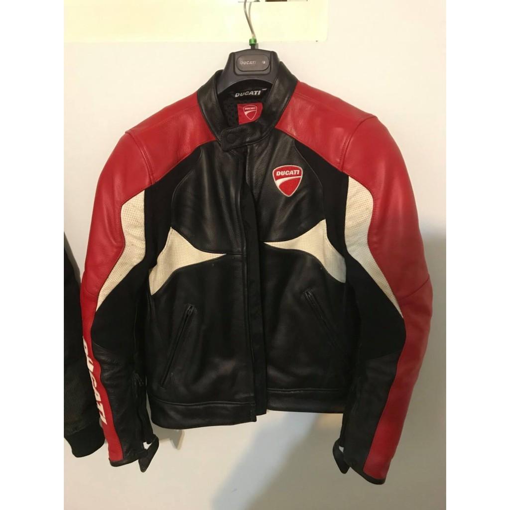Dainese Ducati 兩截式皮衣 上衣