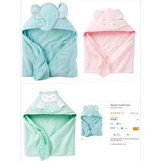 🎀現➕預🎀新增款式 Carter's 嬰兒寶寶浴巾 抱被 被毯  新北市