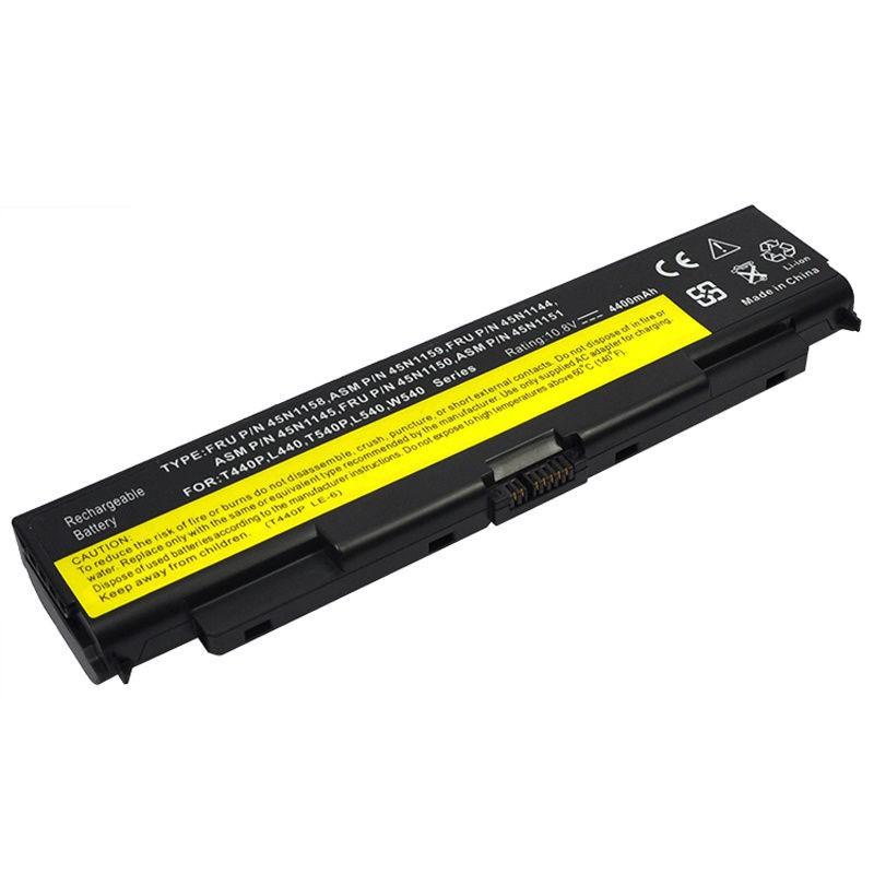 適用聯想 ThinkPad T440P T540P W540 L440 L540 筆記本電池