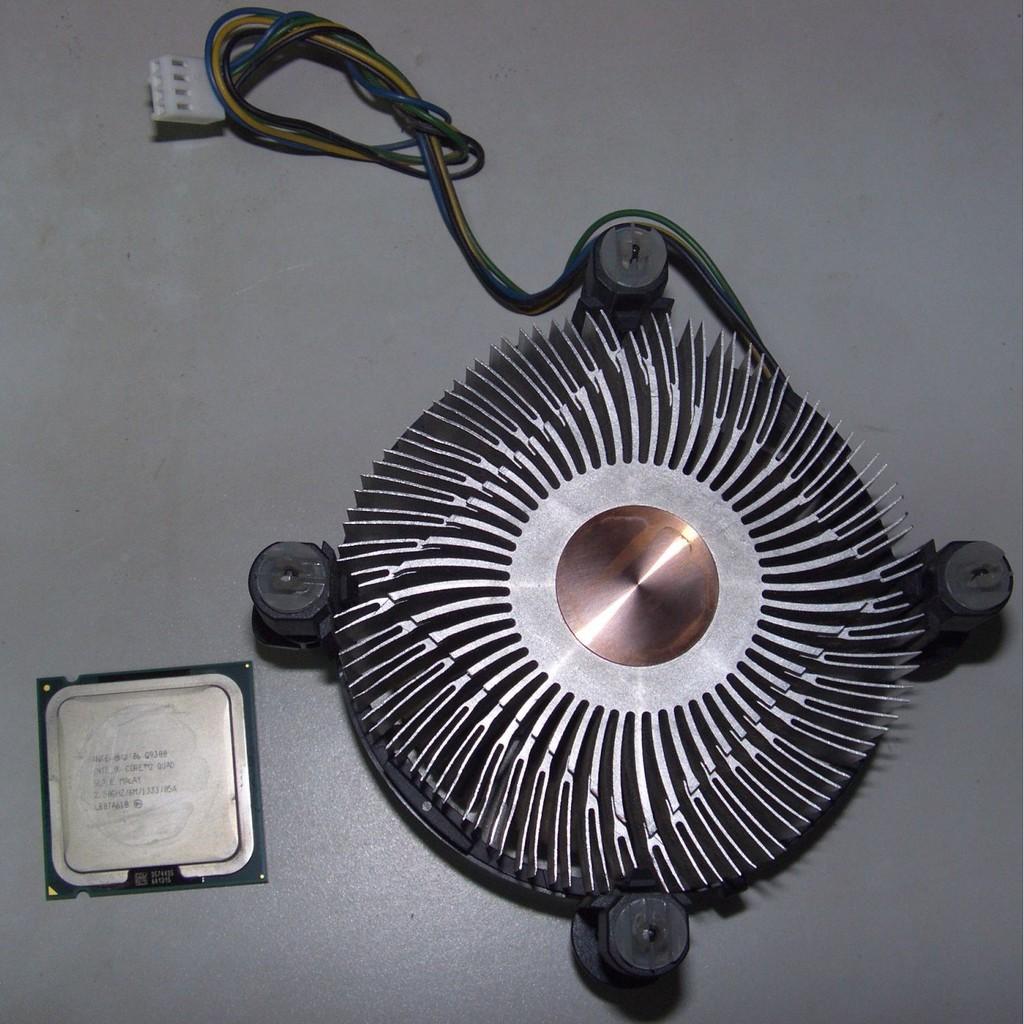 Q9300四核心Quad SLAWE lga775 intel cpu 4核心(q8400 q9650 q9450)