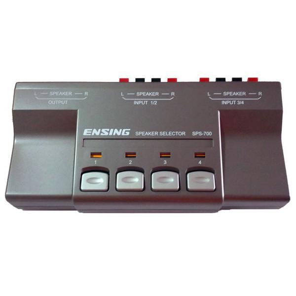 ENSING SPS-700 4進1出喇叭選擇器 喇叭控制器 喇叭切換器 音響