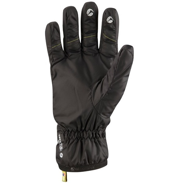 Montane 英國 Prism 保暖手套 防風快乾抗水 可觸控手套 黑 GPRGL-BLA 綠野山房