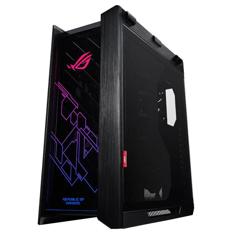 華碩 玩家國度ROG Strix Helios太陽神機箱全塔側透明玻璃RGB同步 oEsu
