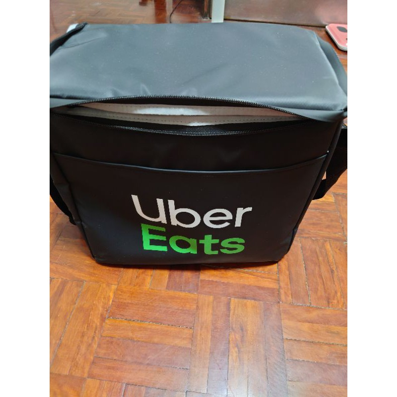 ubereats 官方小包 全新未使用