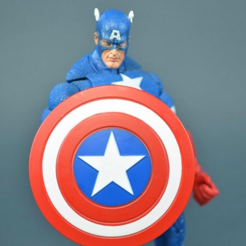 Toybiz Marvel Legends Face Off 美國隊長 復仇者聯盟 終局之戰 漫威 傳奇