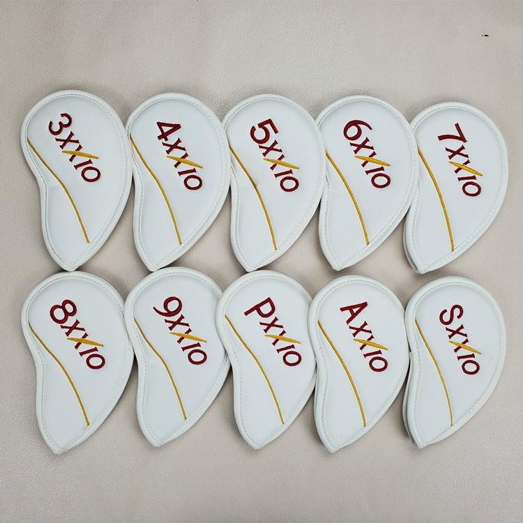 KiKi🎈【高爾夫推桿套】 XXIO高爾夫鐵桿套 桿頭套帽套 球桿保護套高爾夫球桿XX10球頭套