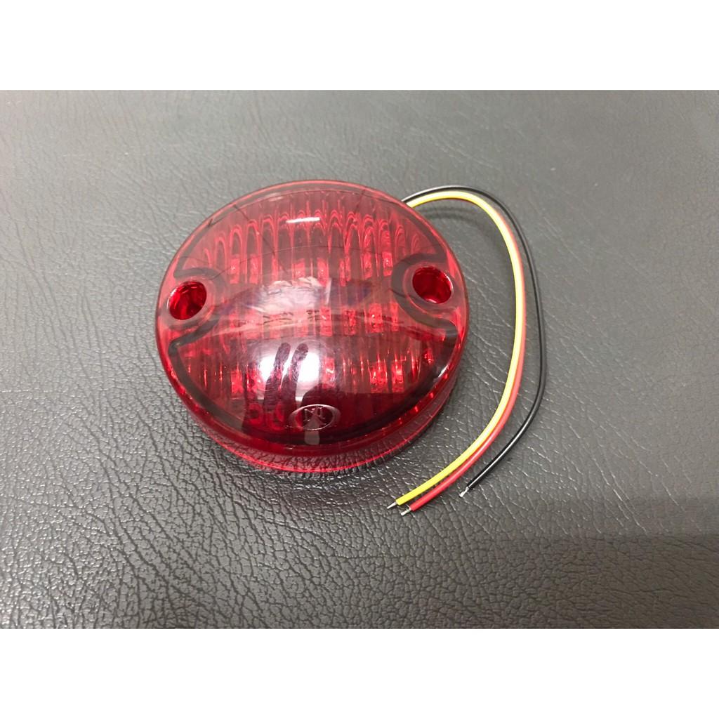 Ko Ma 24VLED方向燈 邊燈 大燈 後燈 角燈 方向燈 屋頂燈 標識燈 遊覽車 巴士 公車 貨車 吊車