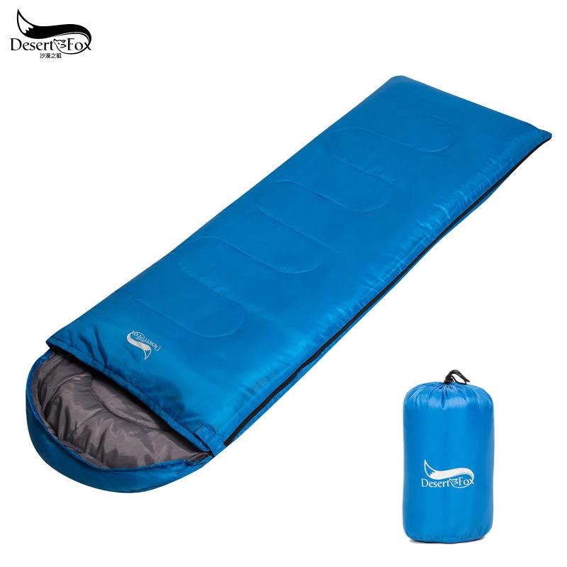 春秋款單人睡袋 成人戶外睡袋 超輕午休出遊露營睡袋 野營睡袋