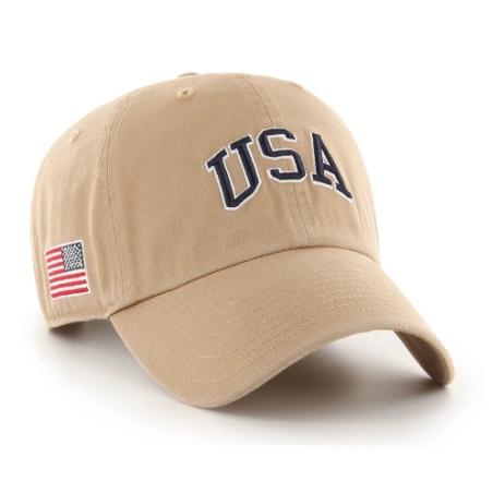 47Brand TOKYO Olympic 東京奧運 美國隊限定款 棒球帽 USA