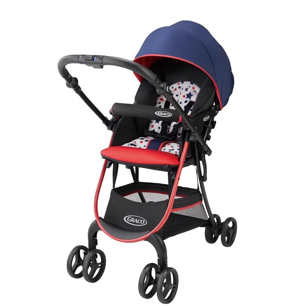 GRACO CITI STAR 輕旅行 超輕量型雙向嬰幼兒手推車