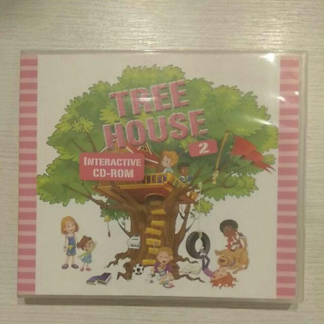 何嘉仁tree house教材cd-rom