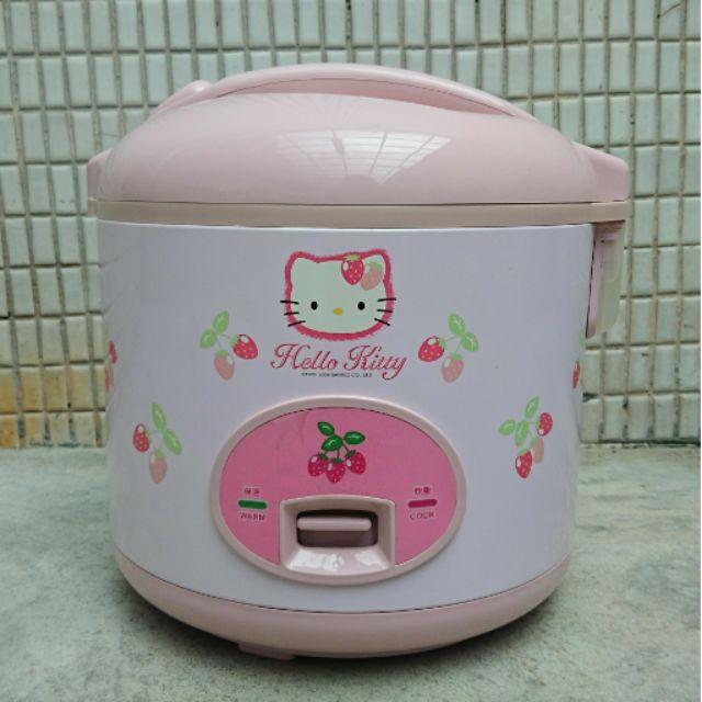 Hello Kitty 10人份電子鍋