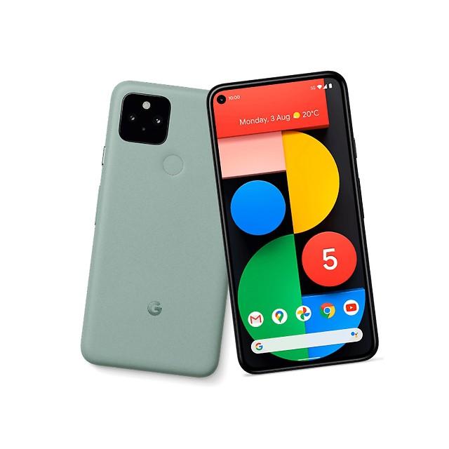 Google Pixel5 手機 / 防水手機 / 5G手機 官網缺貨中