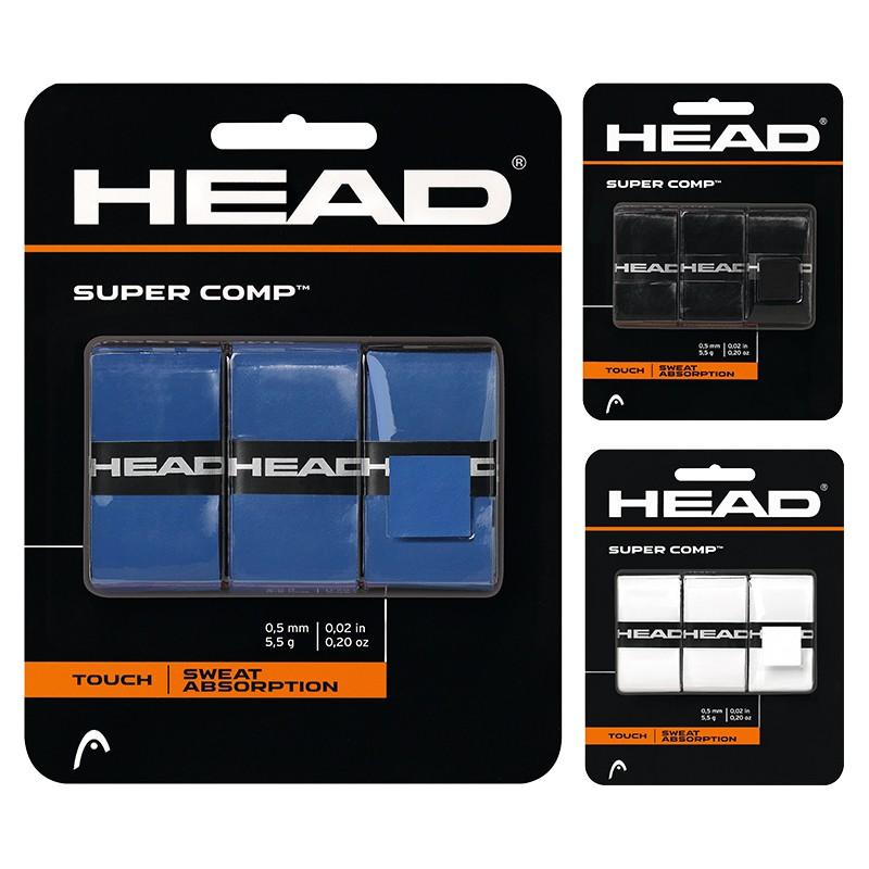 HEAD Super Comp 外層握把布/握把皮 (單包裝任選) 285088