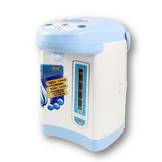 晶工牌 4.0L電動熱水瓶 JK-8340【聖家家電舘】