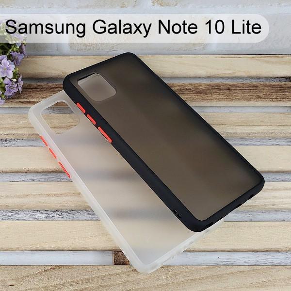 【Dapad】耐衝擊防摔殼 Samsung Galaxy Note 10 Lite (6.7吋)