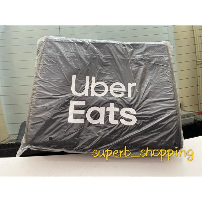 當天寄出 uber eats 提袋 ubereats 黑色小包 外送袋 正版公司貨 保溫袋 Uber eats