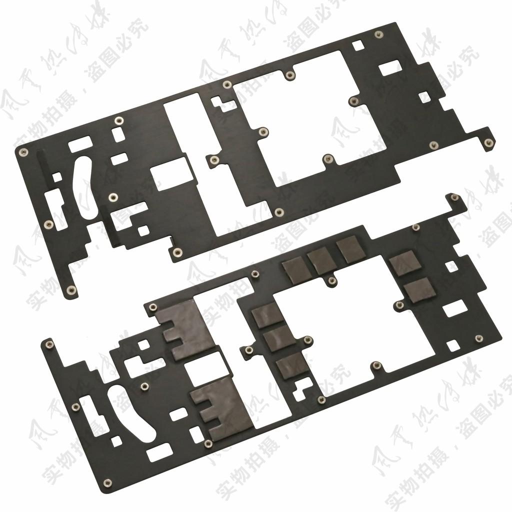 公版GTX770 EVGA顯卡均熱板 公版GTX770  顯存、供電MOS管散熱片