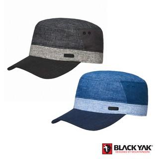 【BLACKYAK】NATURAL軍帽 [黑色/ 藍色]  春夏 男帽 休閒帽 軍帽   BY181NAG04 臺北市