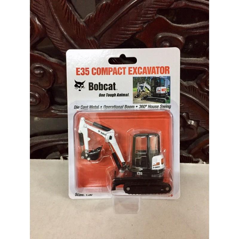 現貨 1/50 Bobcat E35 山貓牌 小迴旋 挖土機 小乖乖
