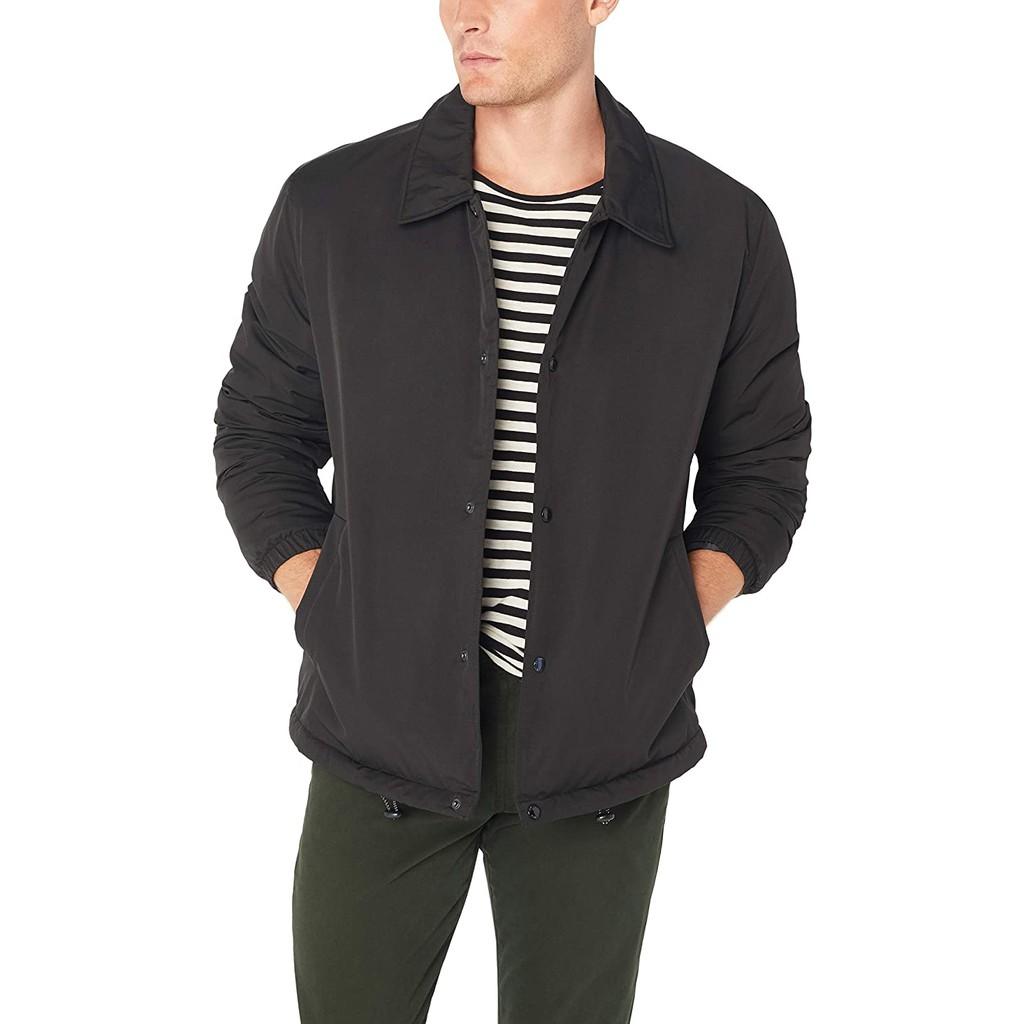 Cole Haan 冬季 夾克外套【L】輕量 防寒 雪帕內裡 黑色 全新 現貨 美國購入 保證正品