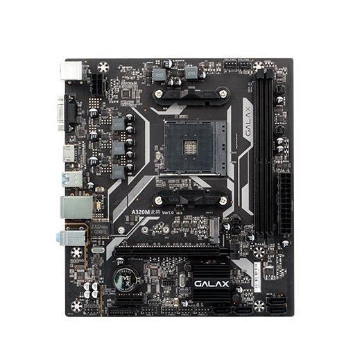 熱賣影驰A320M龙将主板搭AMD锐龙R3 3300X 3100 3200G核显CPU主板套装