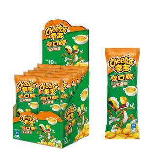 奇多隨口脆系列 玉米濃湯/ 家常起司/ 雞汁/ 海苔/ 微香辣 宜蘭縣