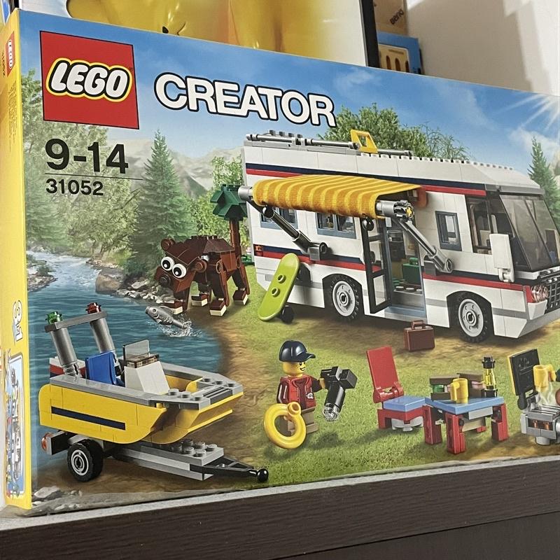 Lego 31052 露營車 樂高 創意系列 度假露營車