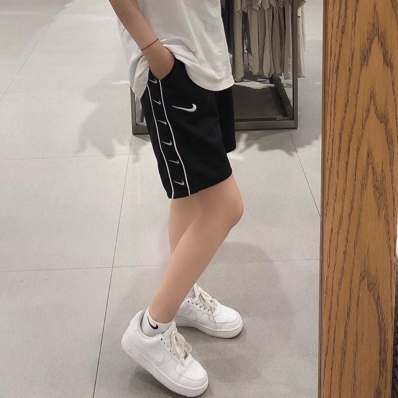 Linusclothing✨ 特價!Nike 復古運動串標短褲 Nike串標短褲 nike運動短褲