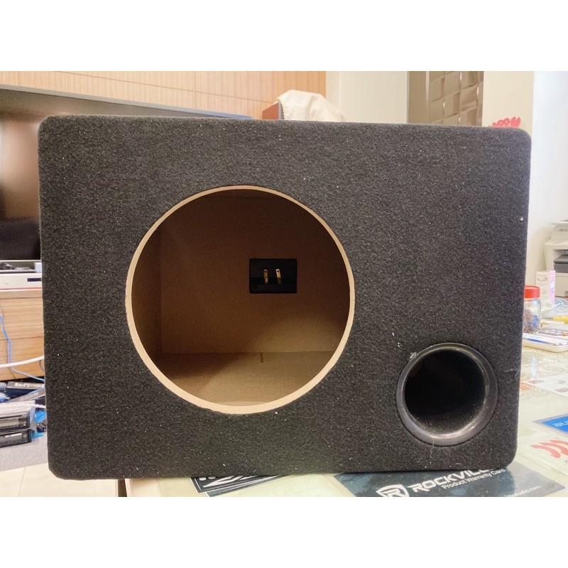 8吋單體適用高衝程超低音喇叭箱Dynaudio DLS focal morel適用
