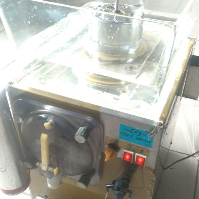 二手 雪泥冰機 有飲料功能 含活動燈箱