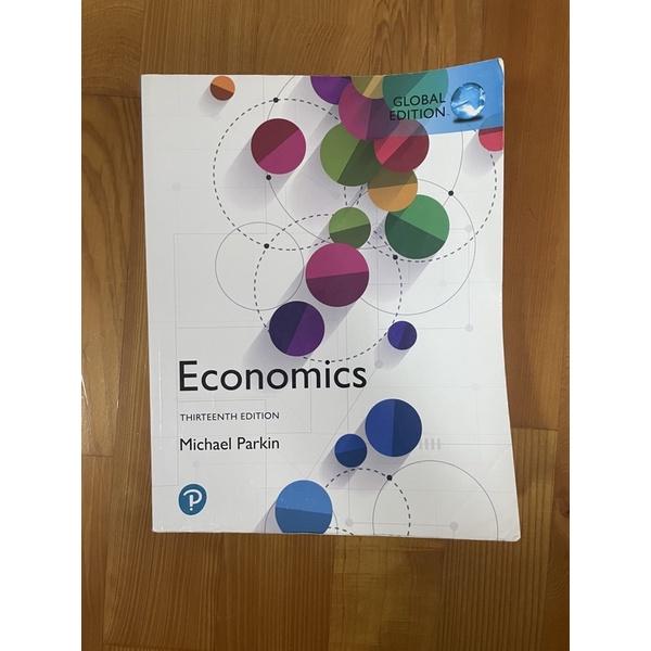 Economics 經濟學Parkin 13th edition