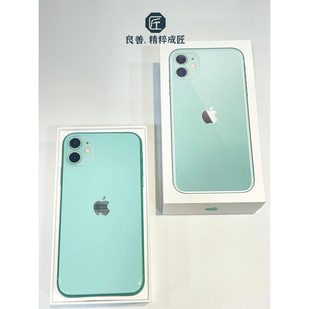 《良匠通訊》Apple iPhone 11 128G 綠 (二手.整體不錯)