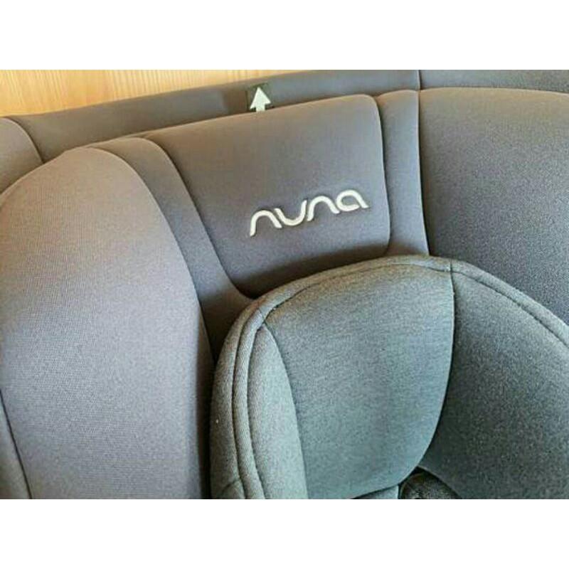 nuna  prym 0-4歲含頂篷可360旋轉兒童安全汽座