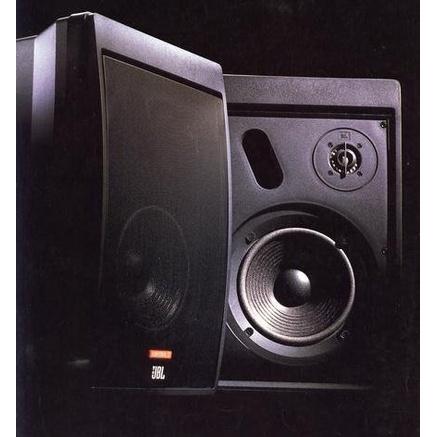 經典JBL Control 5 高級監聽喇叭一對