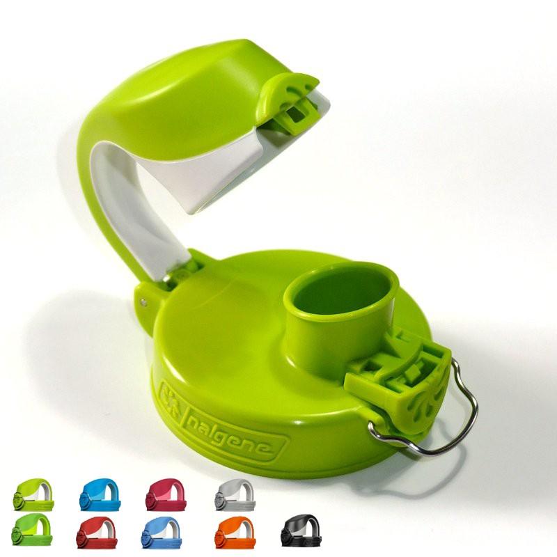 Nalgene 多色可選 寬口水壺 OTF水壺蓋 63mm 適用寬嘴水壺及寬嘴精巧水壺 運動水壺蓋 綠野山房
