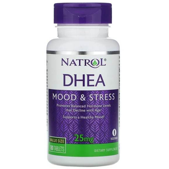Natrol, DHEA,25 毫克,180 片(現貨)