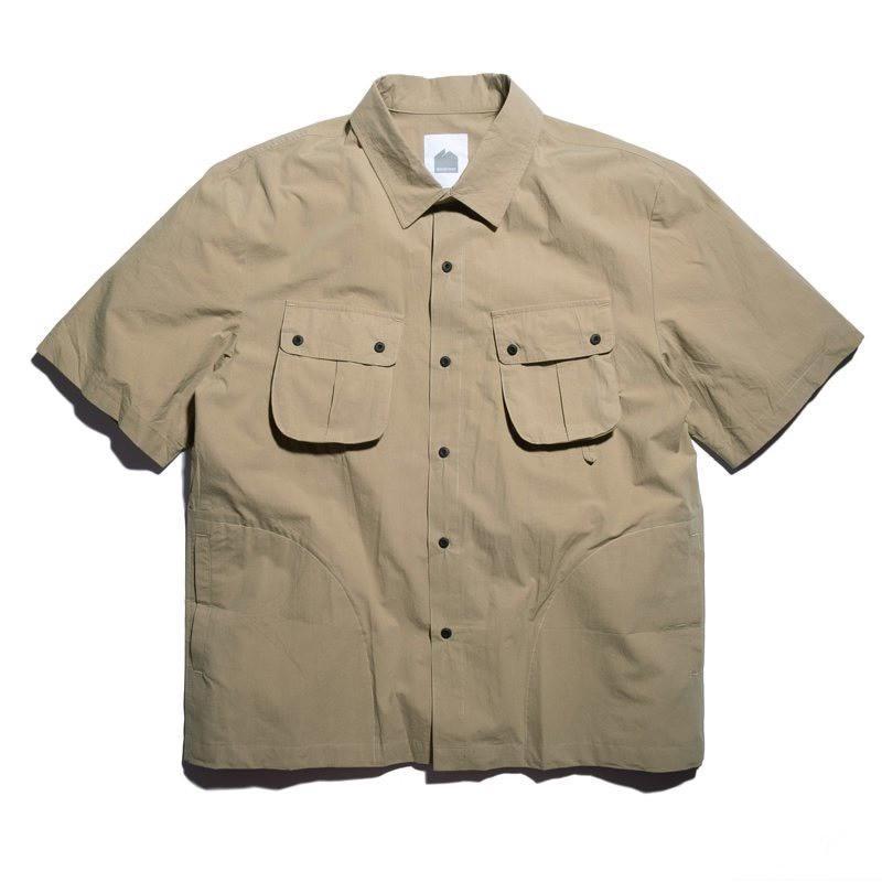 GOODTIMES DESERTER FIELD SHORT SLEEVE SHIRT 短袖襯衫