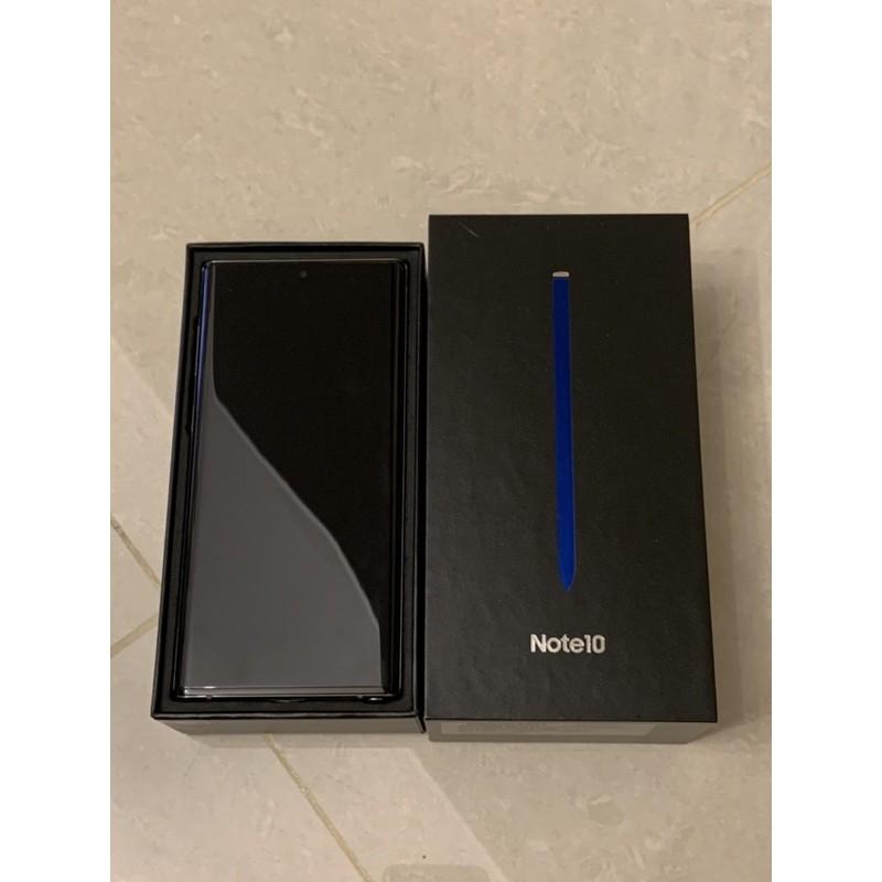 三星 SAMSUNG Galaxy Note10 二手 尾牙