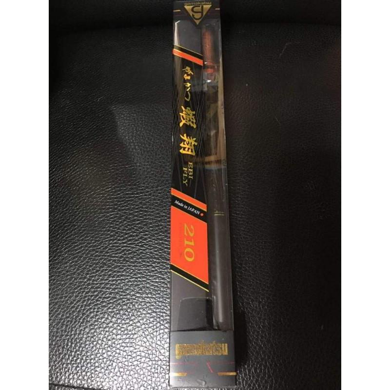 日本製gamakatsu 蝦翔釣蝦竿